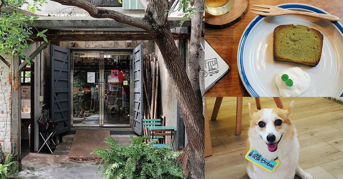 捷運北投、新北投4間特色咖啡廳推薦!超萌店狗和舊屋改建列必訪名單