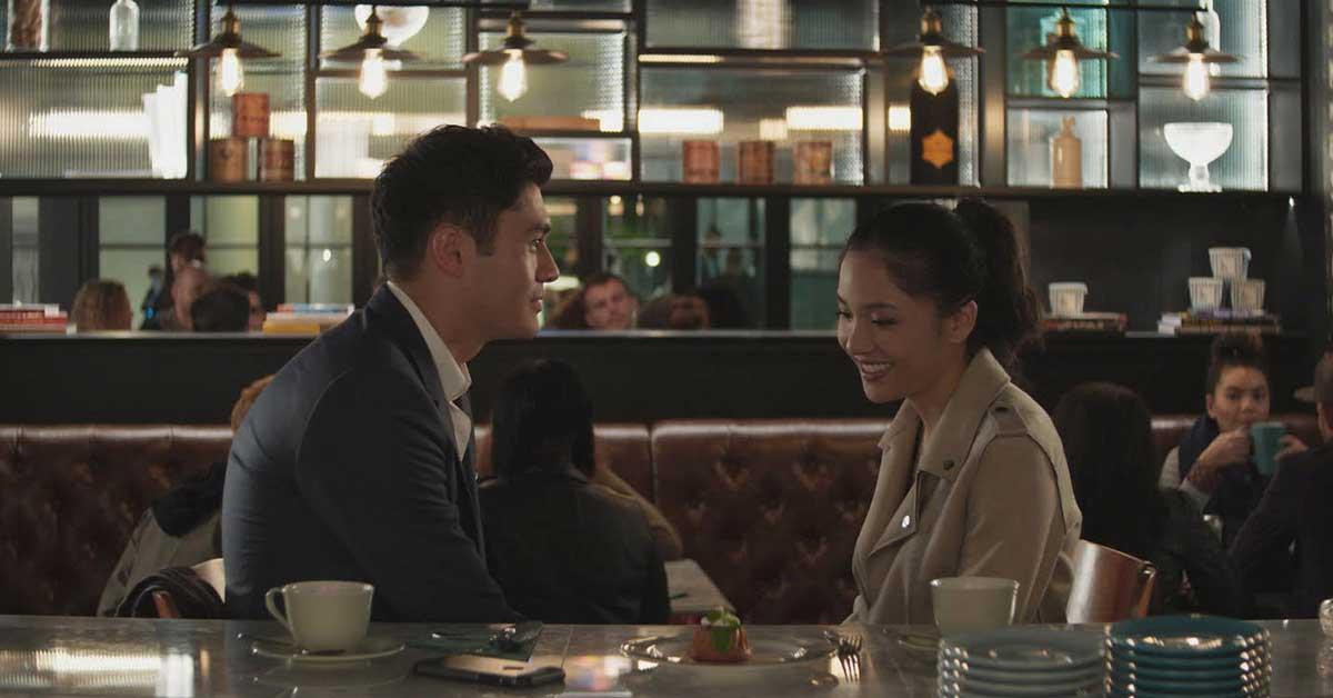 原來男友出身豪門!《瘋狂亞洲富豪》台裔女星吳恬敏、楊紫瓊,探討門當戶對的愛情關係