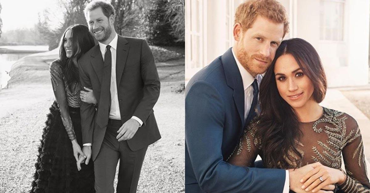 哈利王子婚禮在即,妳不可不知的皇室婚禮5個小祕密