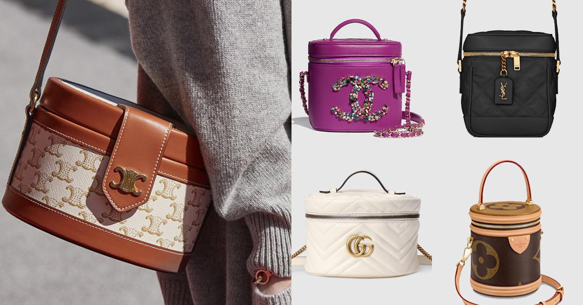 圓筒包推薦Top 6!Chanel、LV、Celine....暢銷款式早已秒殺,要下手快去排隊