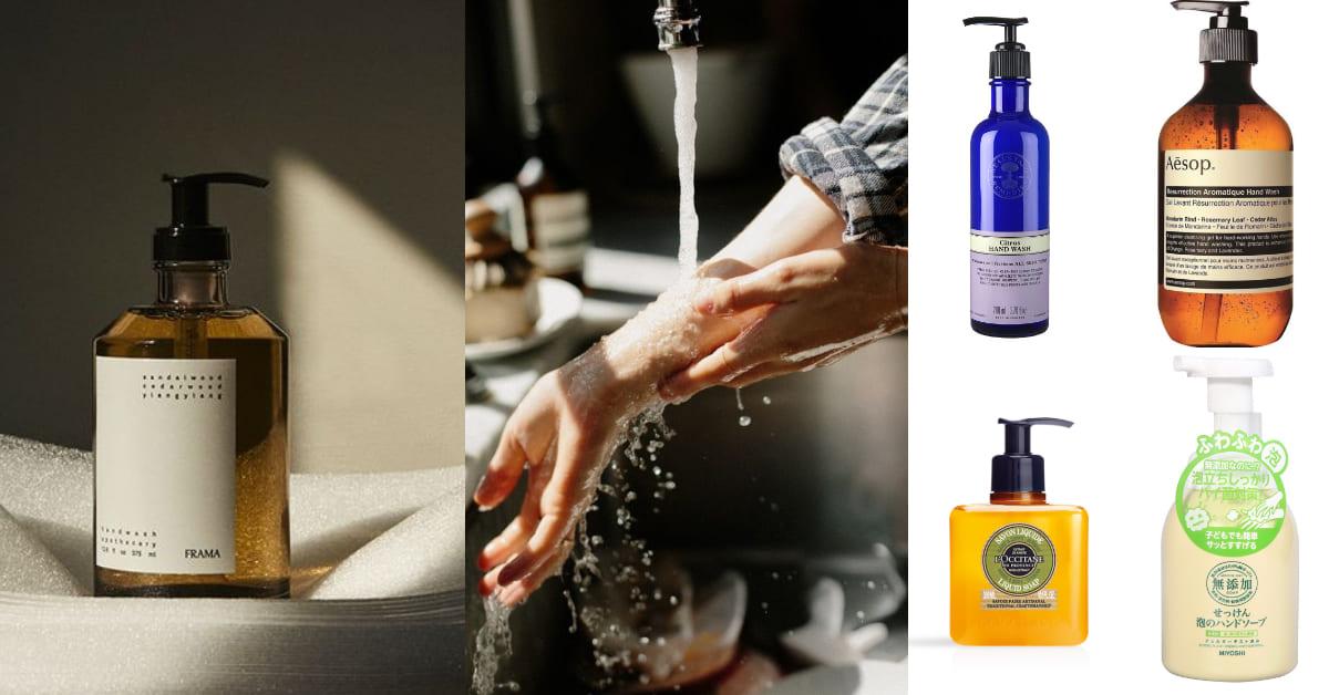 洗手比酒精消毒更有效!6款PTT熱搜純天然洗手乳推薦,清爽零刺激孕婦小孩都能用