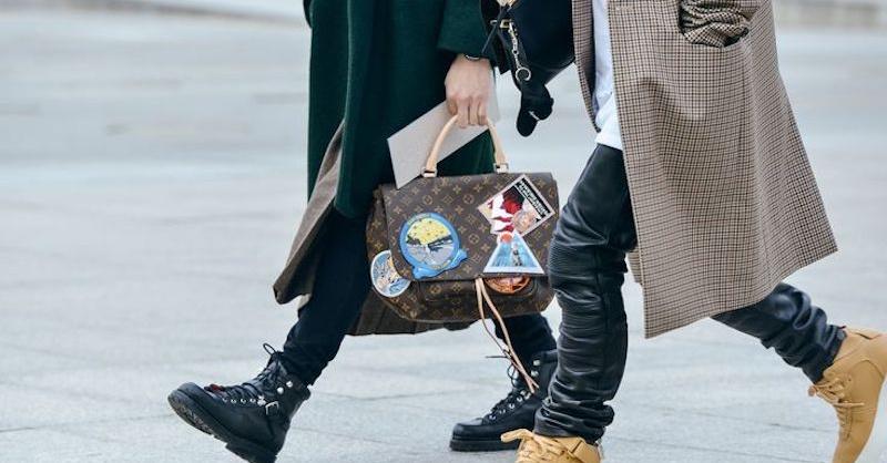 鞋袋比鞋貴?LV推出裝鞋用袋子,讓妳的美鞋住豪宅