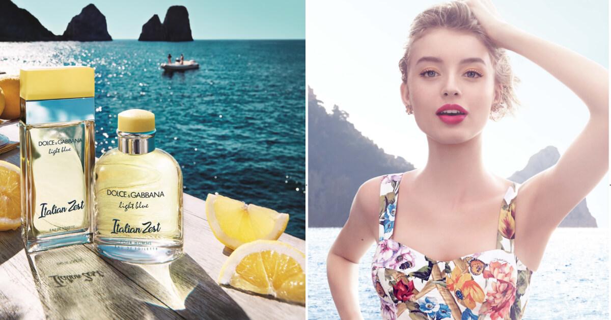 夏日妝容「雞尾酒脣彩」日韓女孩都在瘋,就在Dolce & Gabbana 熱情仲夏派對