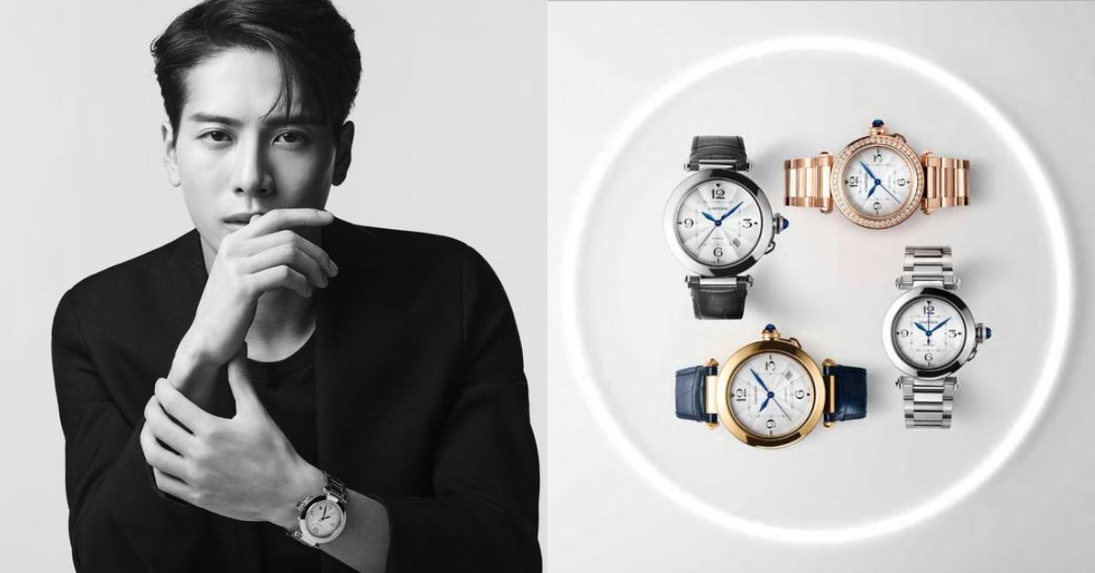 Cartier全球首場「Pasha De Cartier探索自我」特展在台灣!讓王嘉爾陪你過雙十連假!