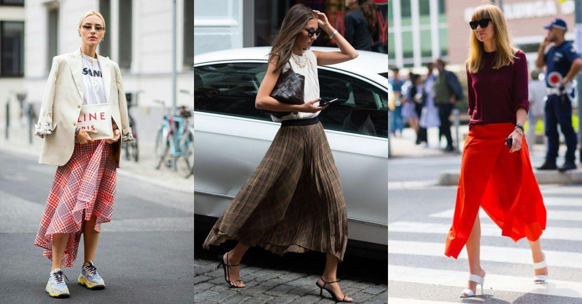 女人衣櫃必須擁有一件「九分裙」!學會這「3招穿搭術」打造增高顯瘦的完美比例