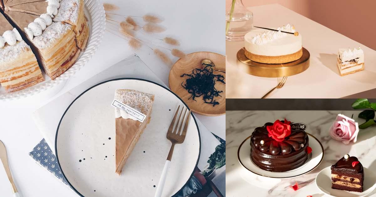 母親節蛋糕推薦Top11,排隊名店「時飴」千層太可口、「chochoco」半熟乳酪塔不吃甜也會愛