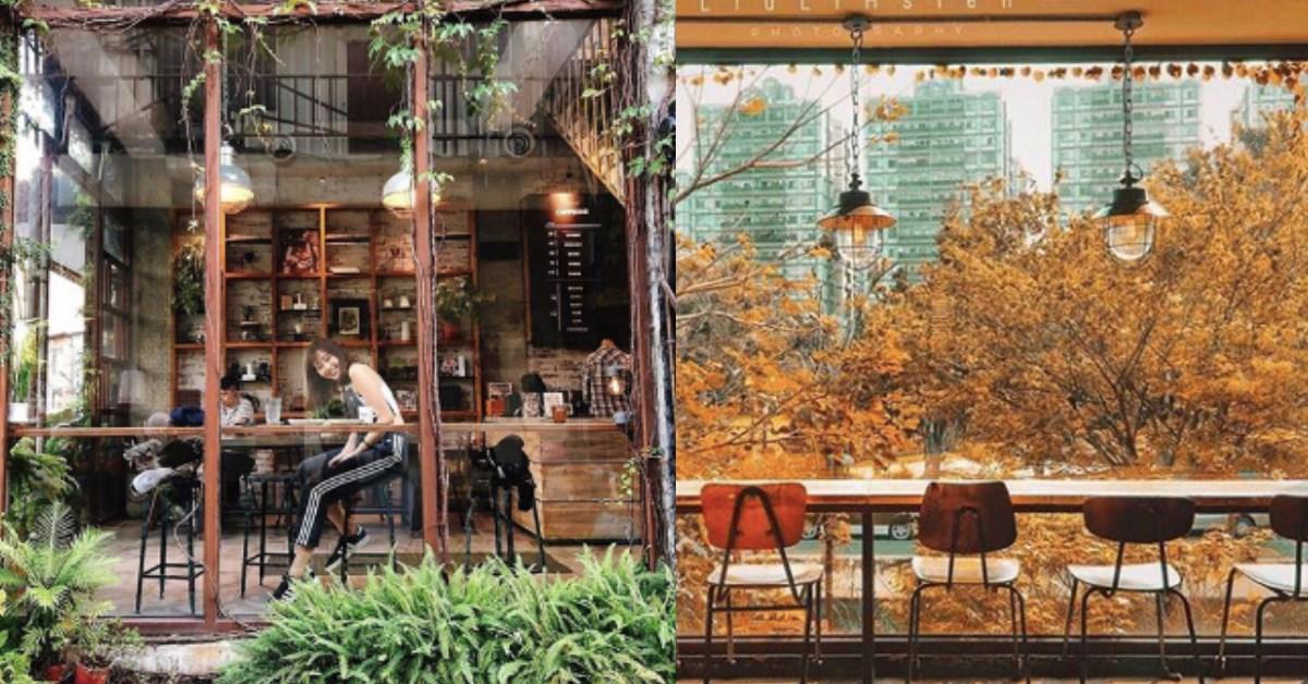 隱藏在都市中的綠洲!全台5間超美「叢林系」咖啡廳,來場浪漫的森林約會