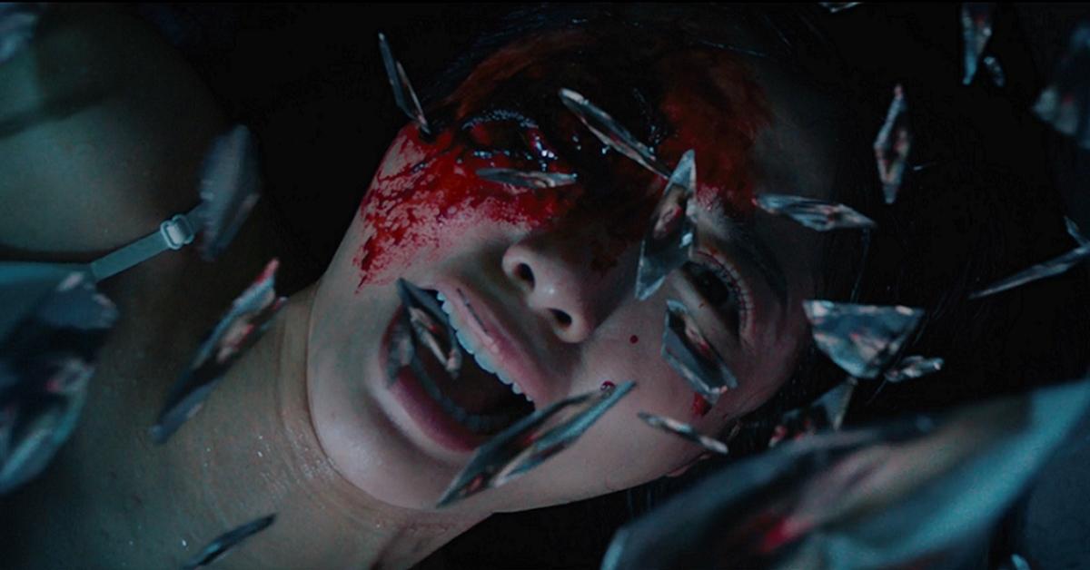 《玩命貼圖》挑戰國片血腥極限!恐怖校園死亡滿足你的獵奇慾