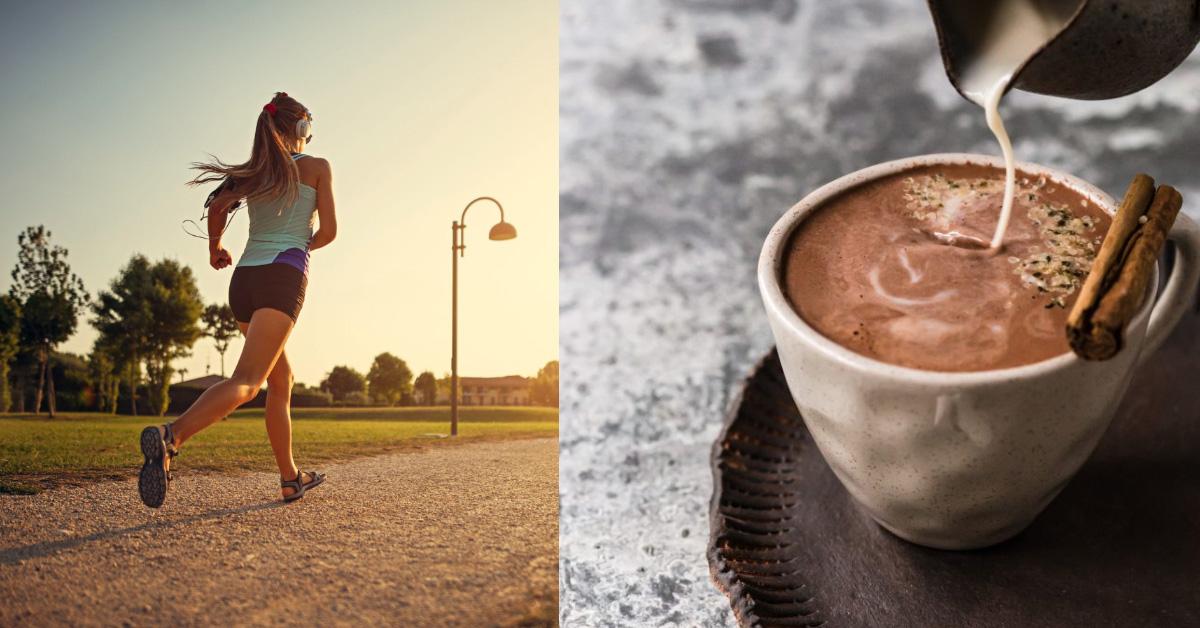 運動後喝巧克力牛奶好處多?5大巧克力牛奶的好處報你知,補充電解質還能強健骨骼!