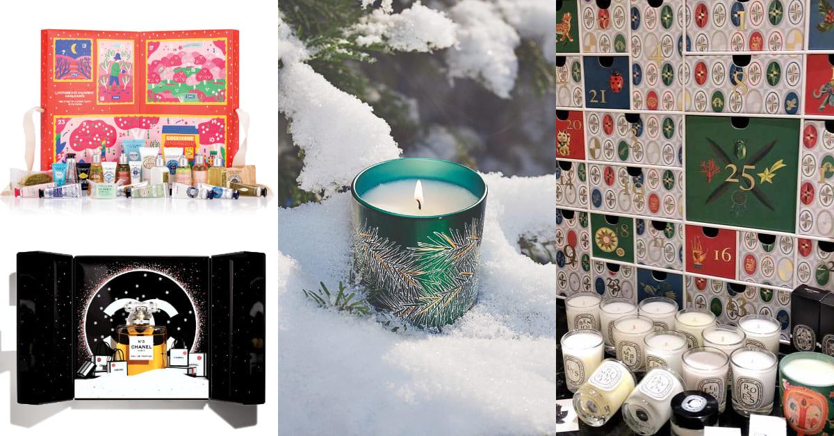 聖誕節禮物最期待!奢華倒數月曆、絕美香氛組必買攻略,經典香水竟只要半價