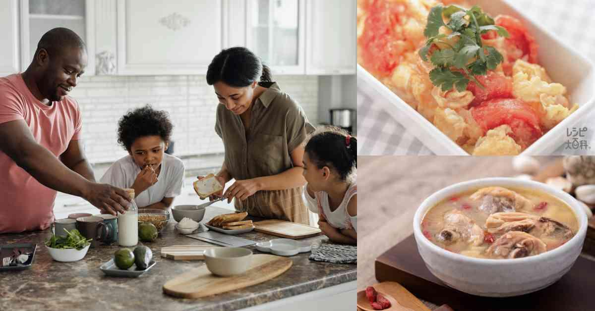 「在家簡單料理」5大食譜!番茄炒蛋不要20分鐘 、涼拌小黃瓜配麵配稀飯都很OK!