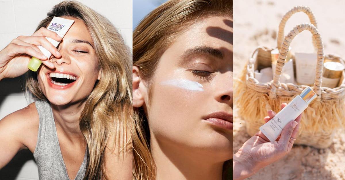 戴口罩也要擦防曬?皮膚科醫師解密5大防曬乳挑選迷思 : 塗太厚反而沒效!