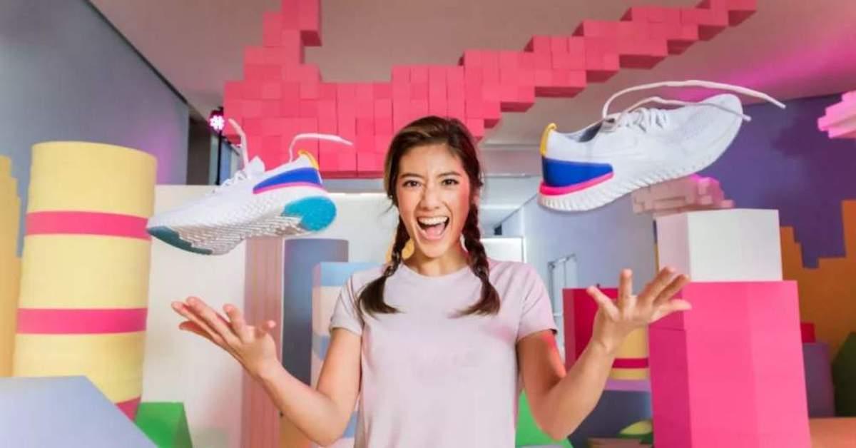 機能時尚兼具,瑞瑪席丹、徐濠縈等藝人示範穿著!Nike Epic React 正式登場!