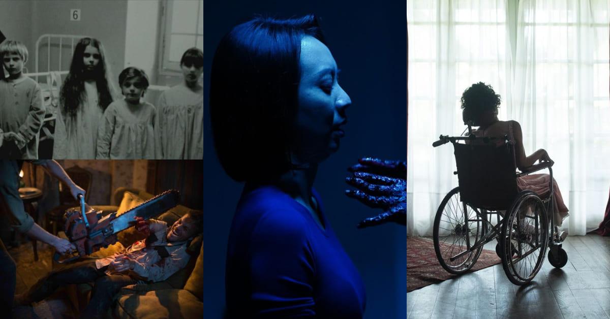 農曆七月鬼門開!《馬拉薩尼亞32號陰宅》、《陰眼》...盤點6部恐怖新片,不要看午夜場!