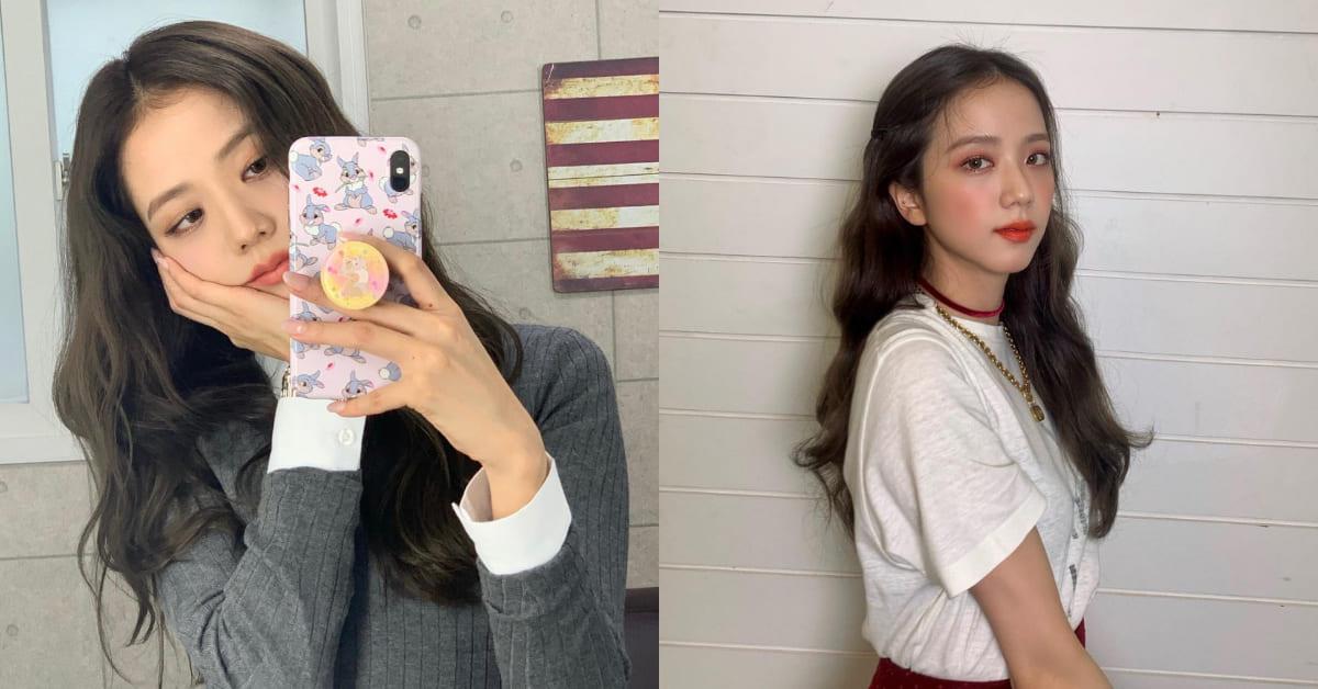 2021燙髮造型推薦「慵懶捲」!BLACKPINK Jisoo仙氣示範,Twice教你這樣搭