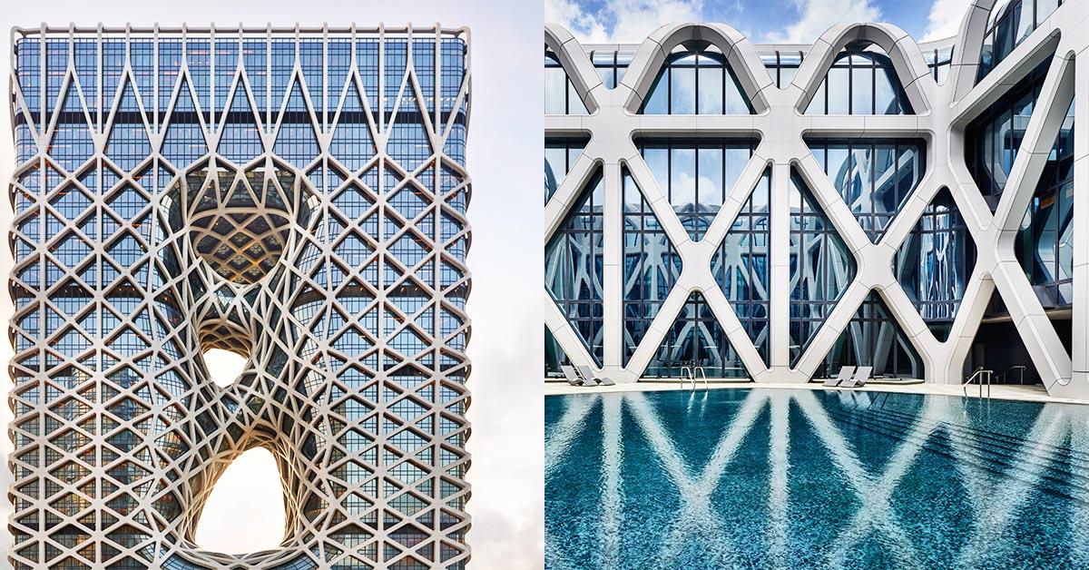 時代雜誌2018年世界最佳景點!「摩珀斯酒店」擁有天際游泳池、中空餐廳、教堂光大廳美到像藝術品