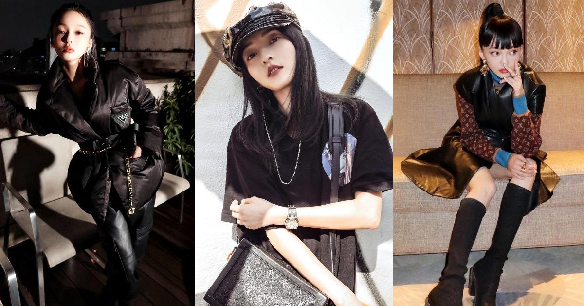 張韶涵穿搭關鍵字是「黑色」!4件單品穿出時髦,《三十而已》女人凍齡必學!