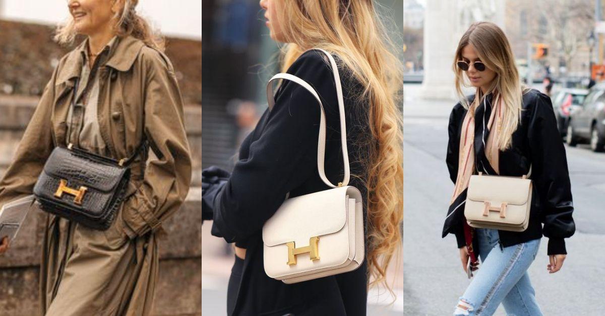 【10Why個為什麼】Hermès第一個Logo包是它!被稱作康康包的Constance原來靈感來自嬰兒?