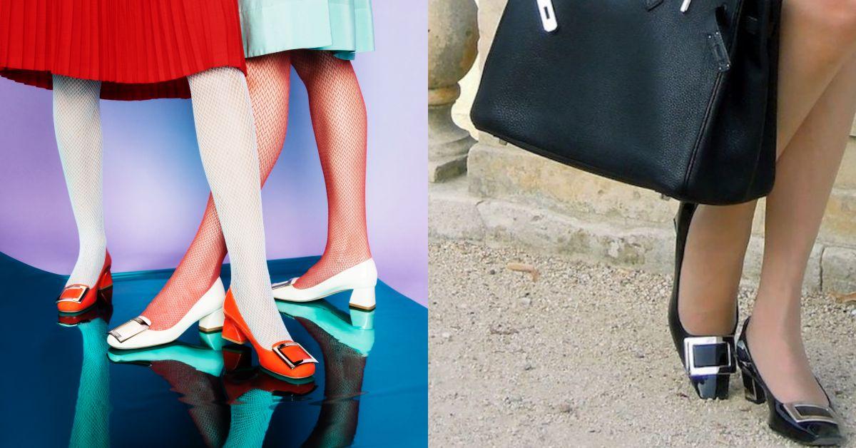 【10Why個為什麼】用一個方釦讓鞋成為女人的心頭好?Roger Vivier迷人的魅力原來是這個..