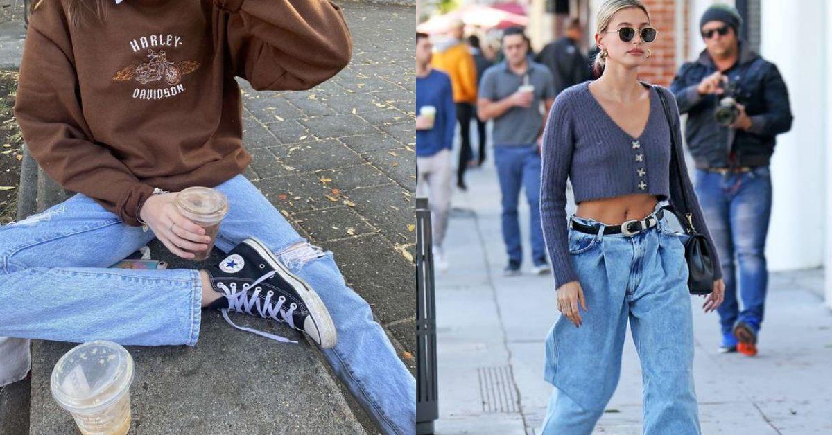 寬管牛仔褲穿搭教戰守則!增高、修身這樣買,正式場合穿一樣很OK