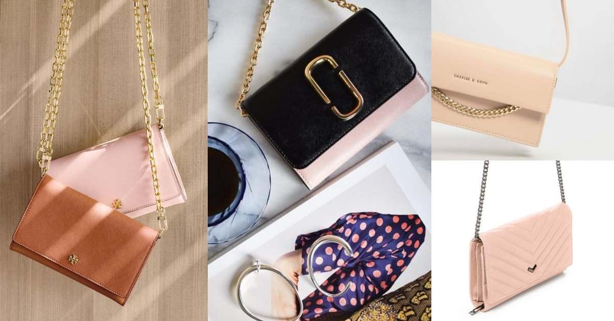 萬元以下也能買得到的微精品!推薦5個品牌「溫柔小姊姊色」鏈帶包