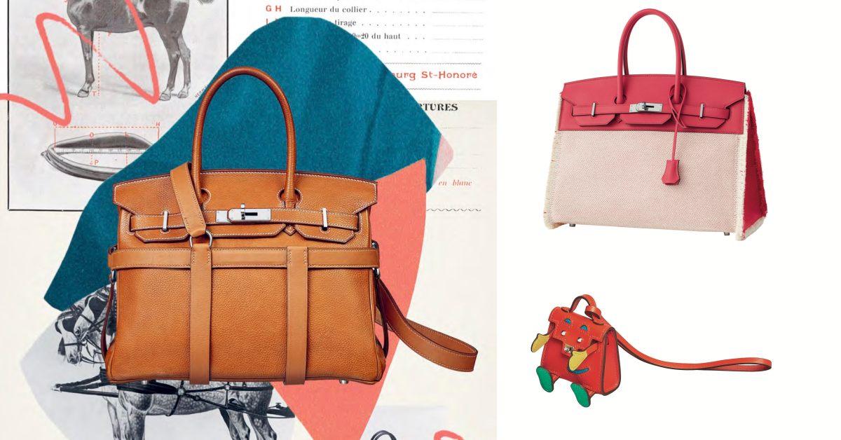"""Hermès 2021年包包推薦Top 10!全新柏金包、迷你娃娃凱莉包...還有4萬有找的""""這款"""""""