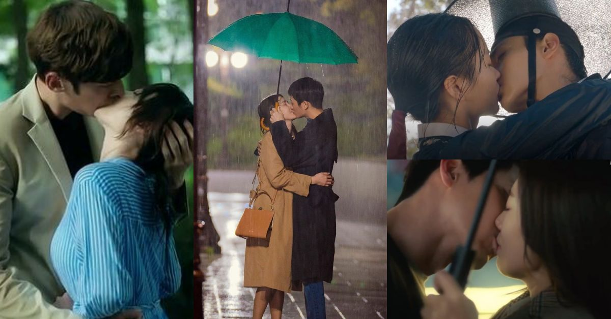 臉紅紅心跳跳!5部經典「濕身熱吻」韓劇推薦,漂亮姐姐摘第二、第一名根本吻功一流