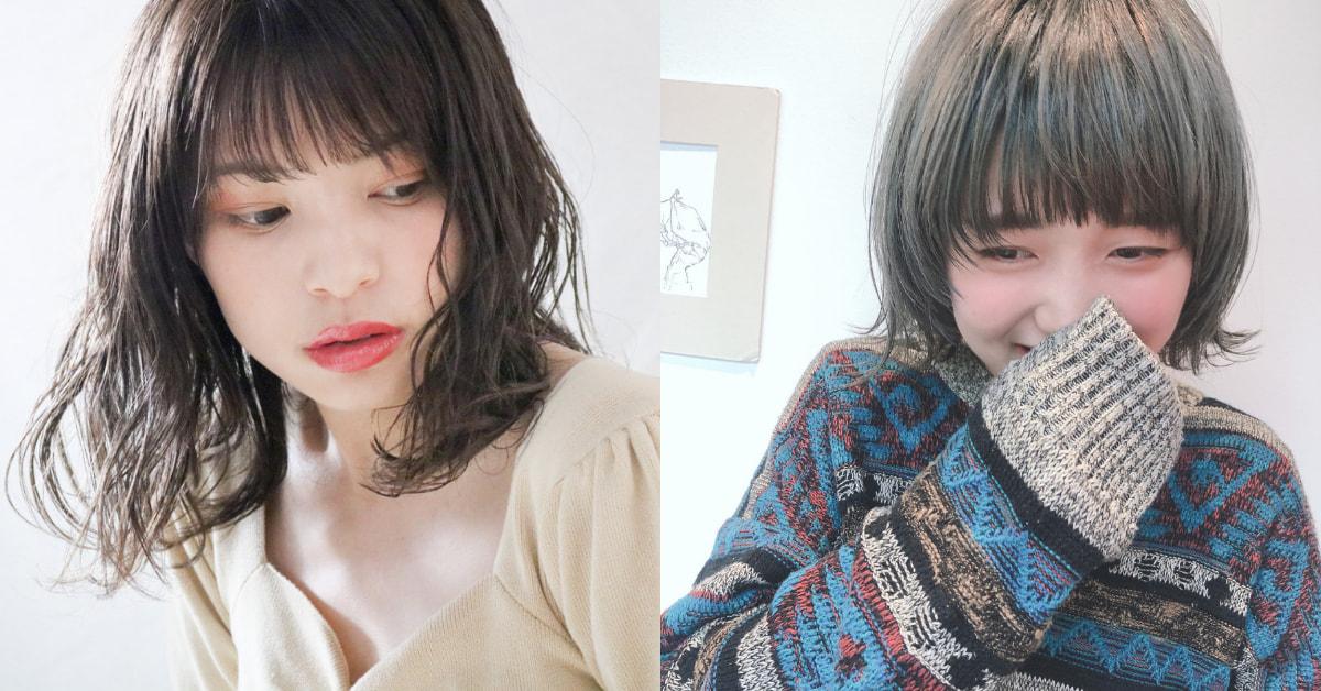 """2020髮型就是要""""空靈""""短髮!6款日本當紅髮型完美修飾臉部線條,要淑女或Kawaii都OK!"""