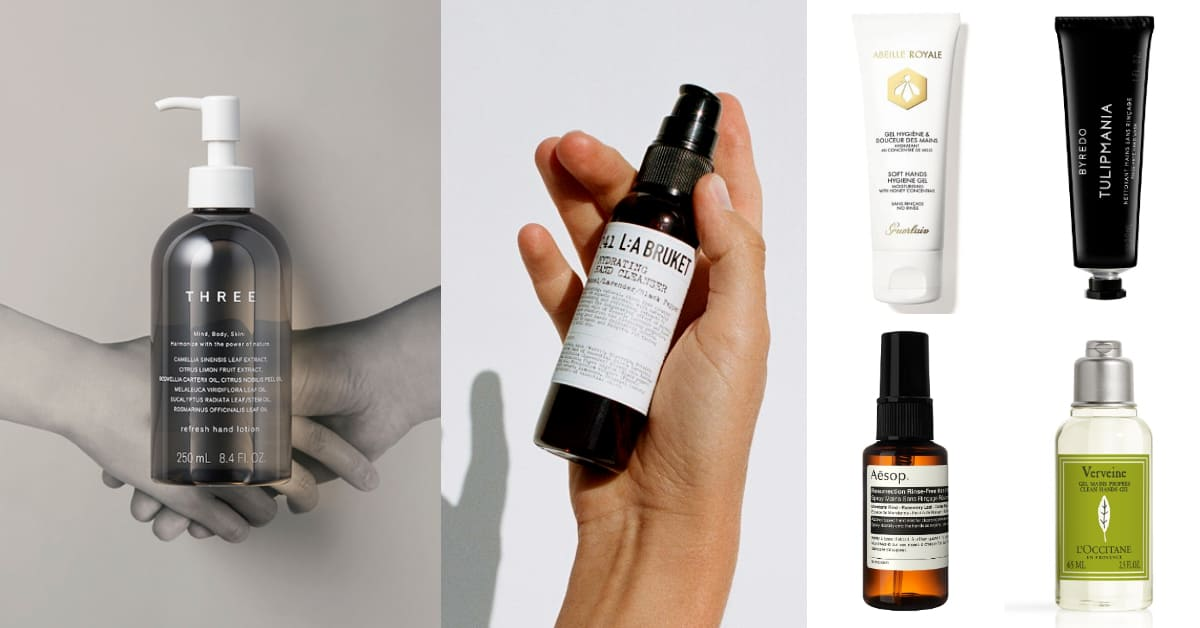 乾洗手品牌推薦10款高顏值!Three、Aesop 99%天然配方很溫和,MIT人氣品牌木質香媲美香水