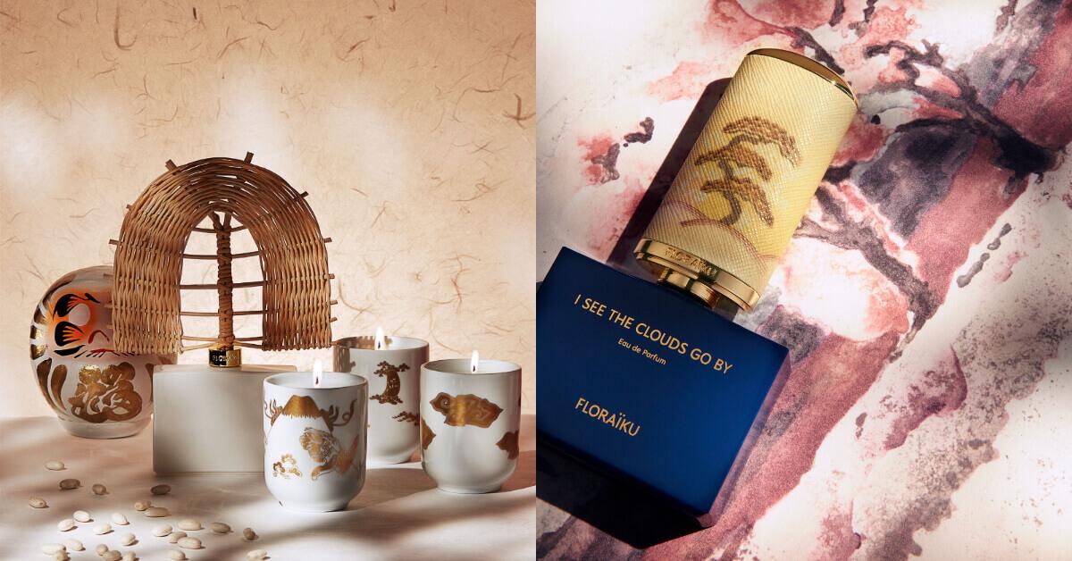 精品香水界的法日混血兒「FLORAÏKU馥萊儷」每一款專屬自己的俳句,全台首櫃進駐東區