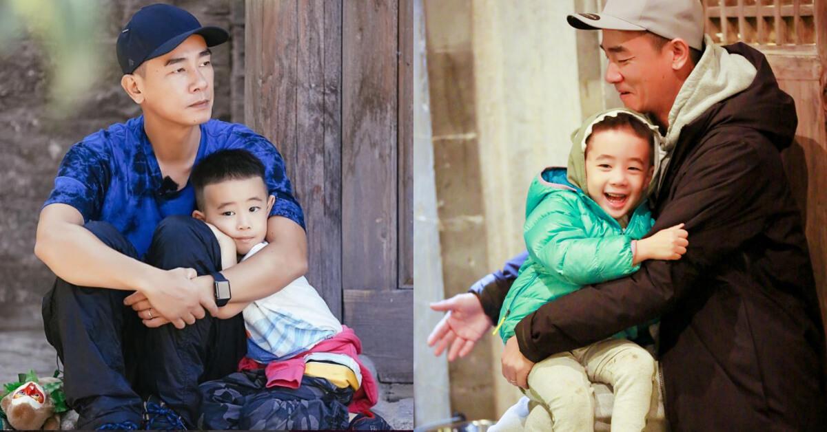 小甜椒Jasper和陳小春回歸《爸爸去哪兒6》!帶你重溫陳家父子的4個暖心時刻~