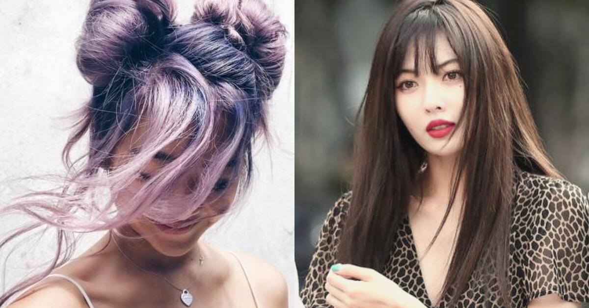Pinterest預測2019趨勢!銀灰髮色、氧氣瀏海、鮮豔唇最流行