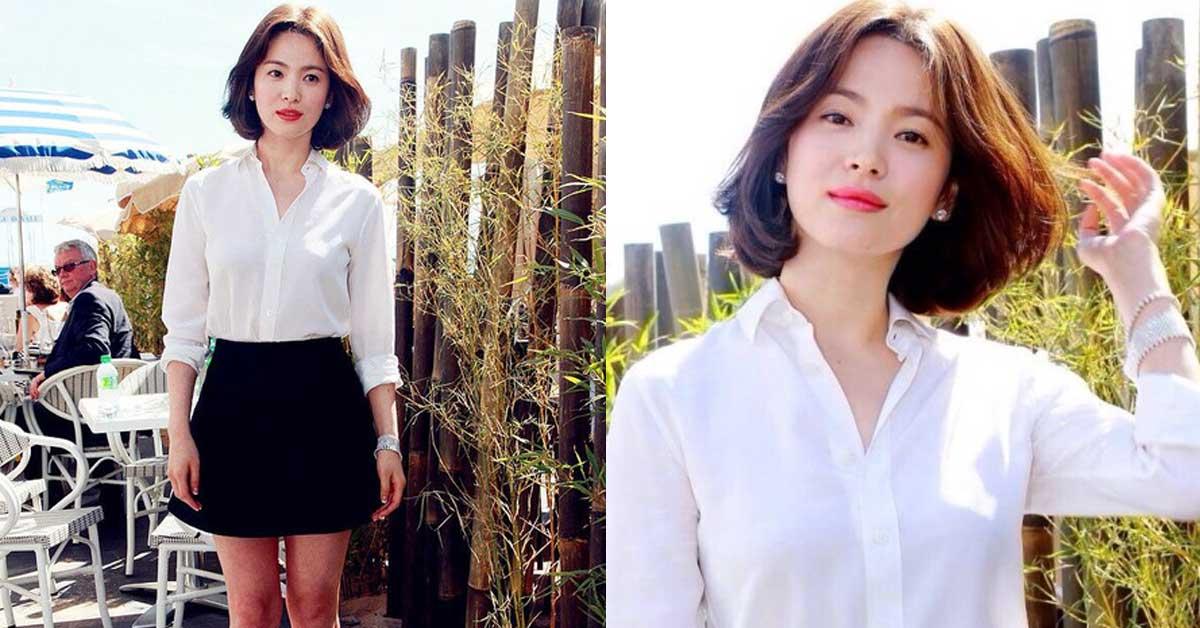 亞洲第一美宋慧喬!4大少女肌的養成秘訣