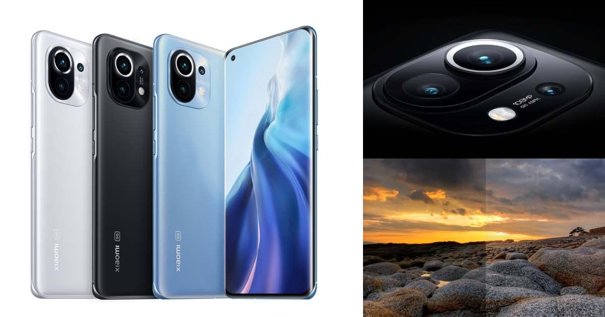 「小米11」台灣開賣!一億像素5G相機、不到1個月賣出100萬台,價錢、必買亮點大公開