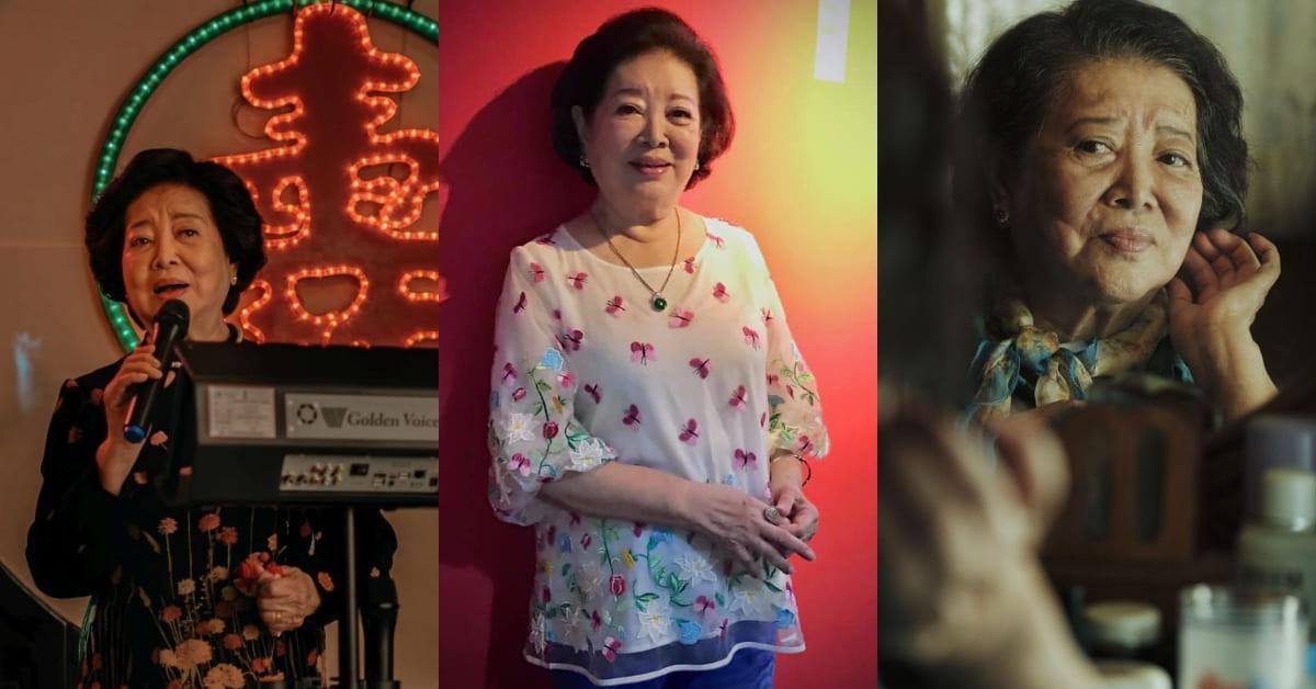 《孤味》、《親愛的房客》81歲陳淑芳首次入圍金馬獎就3項提名,總算是遲來的肯定