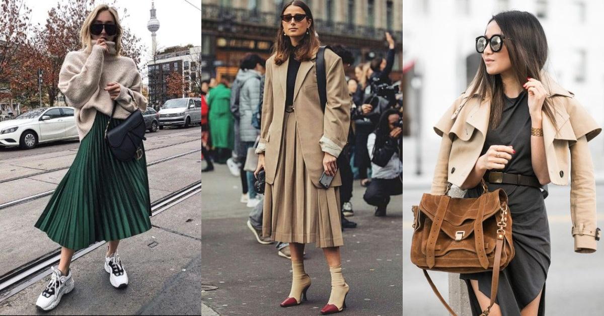 大地色怎麼穿才能時髦又有型?2020春季穿搭掌握4大趨勢!絕對顯瘦、修飾、不NG