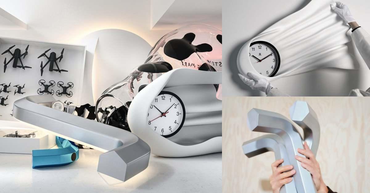 IKEA聯名Dior秒殺單品藝術家!Daniel Arsham設計的這款時鐘 ,此時不搶等何時?