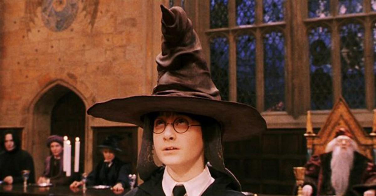 《哈利波特》分類帽成真!麻瓜也能一嘗分學院的滋味?JK羅琳也參一咖