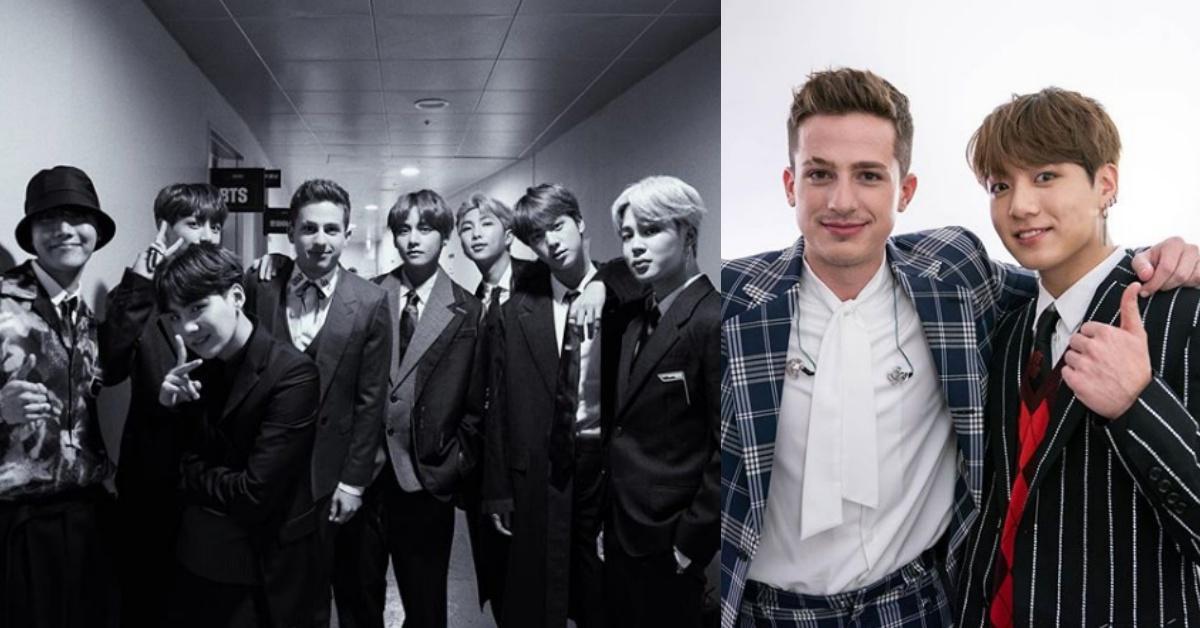 BTS和CP查理合作嗨翻!完美表演金曲〈See You Again〉〈Fake Love〉