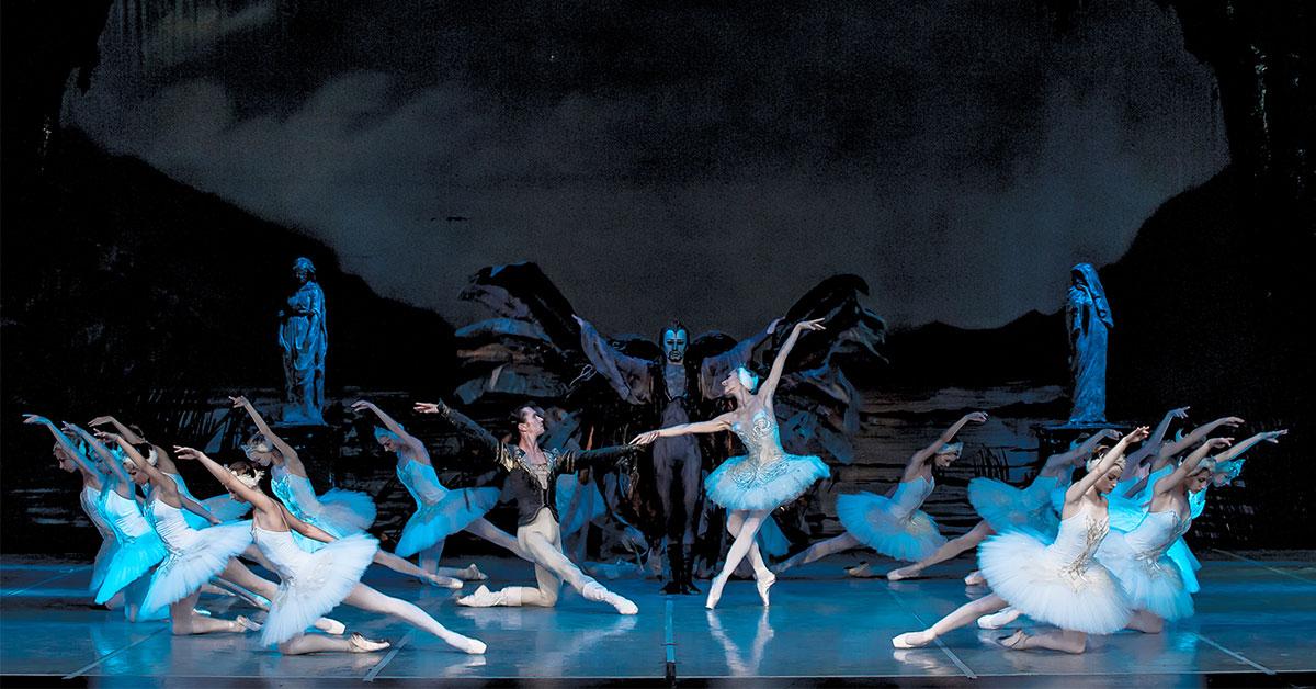 《天鵝湖》來台演出!俄國三大芭蕾舞團 莫斯科古典芭蕾首訪台灣
