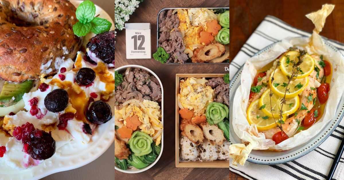 防疫煮飯吃到膩了!5位料理達人 IG,不只有新菜色,還能減脂!
