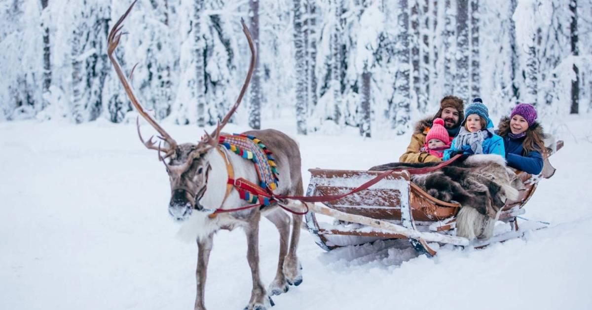 【芬蘭】芬蘭特色體驗推薦:哈士奇&馴鹿雪橇、雪地摩托車、冰上釣魚、雪中碳烤,還有芬蘭聖誕老人村,沒體驗過不算到過芬蘭!