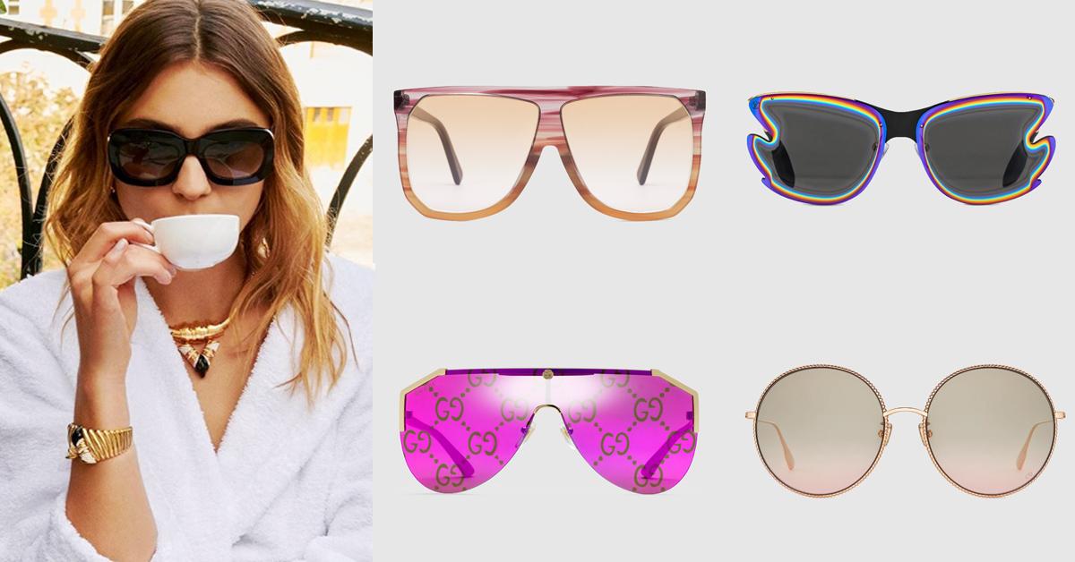 2020春夏6款詢問度破表「墨鏡品牌推薦」!LV、Gucci、Dior...一戴上絕對氣場爆棚