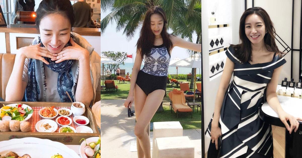 外食族瘦身卡關?韓國小姐用「湯匙減肥法」,產後3個月狂減17kg