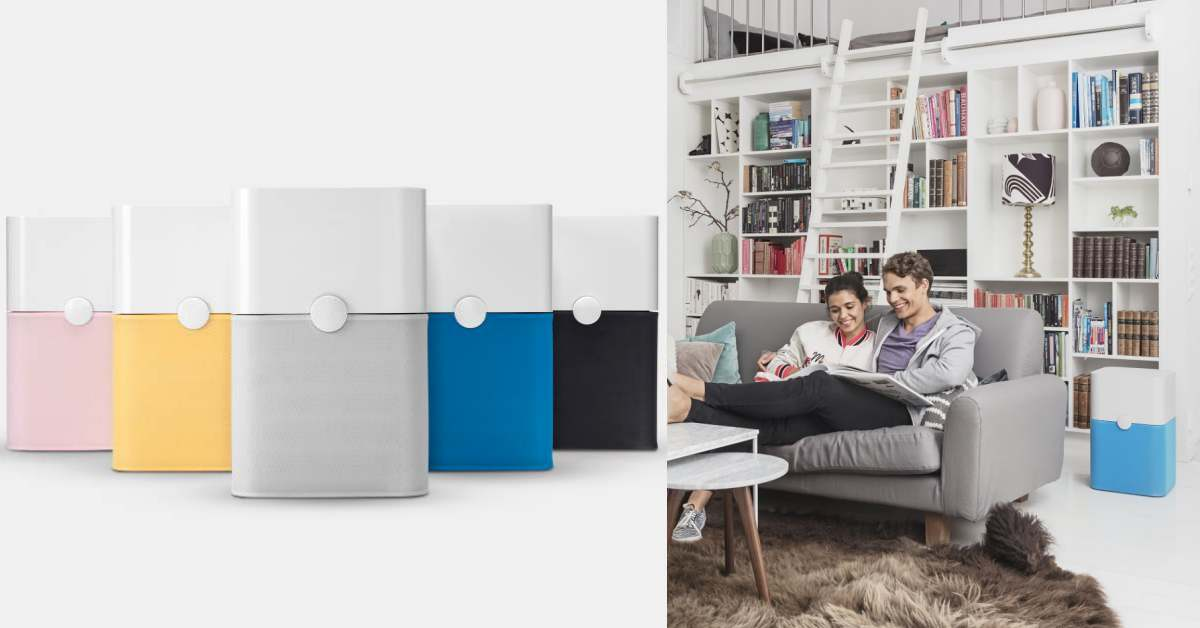 抵抗空污困擾!高CP值、高顏值「空氣清淨機」推薦,小家庭、單身適用機型看這篇