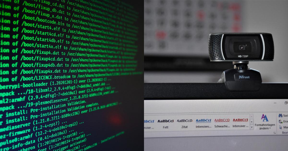 「視訊鏡頭被駭」5個方法防範,「蓋住鏡頭」這招祖克柏也用,「公共 Wi-Fi」隱藏資安危機!