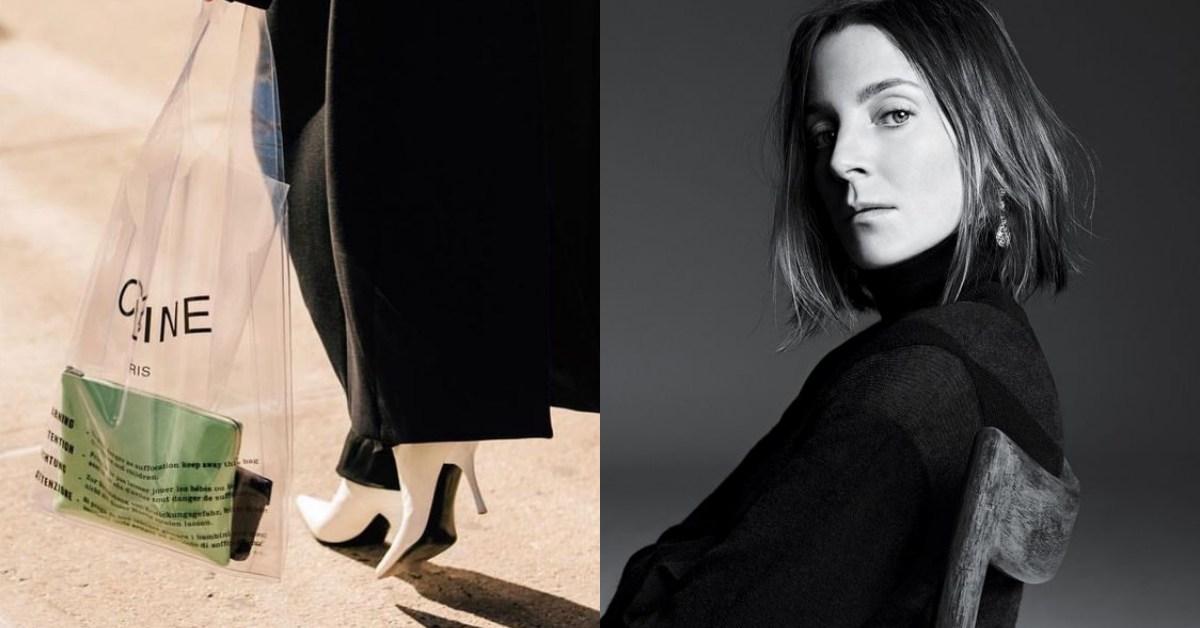 掀起「塑膠袋」風潮的時尚女王回歸!Celine前創意總監Phoebe Philo即將創立個人品牌?