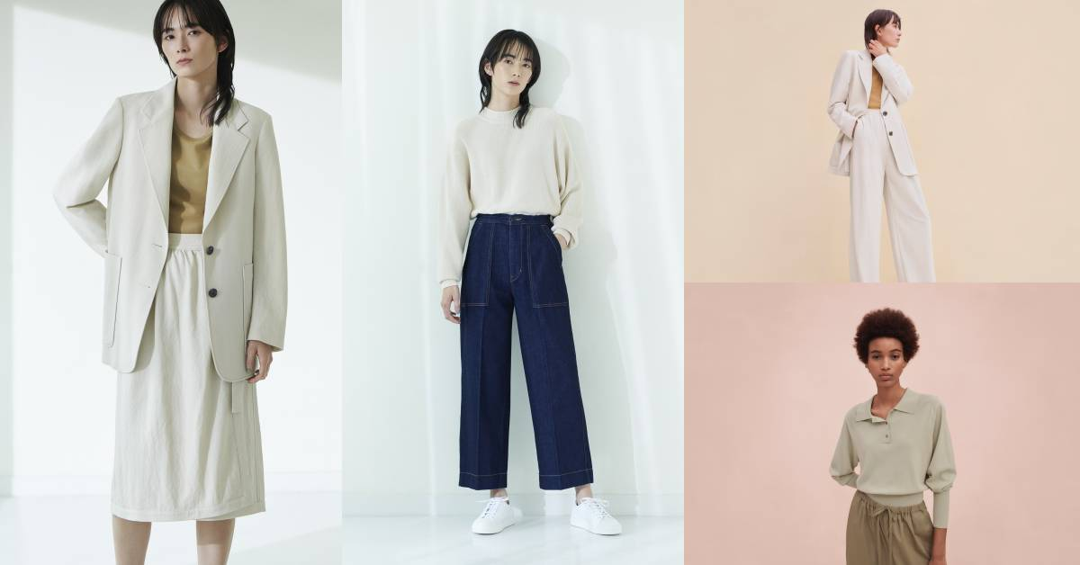 Hermès創意總監教妳這樣穿!Uniqlo千元也能穿出時裝週的街拍感!