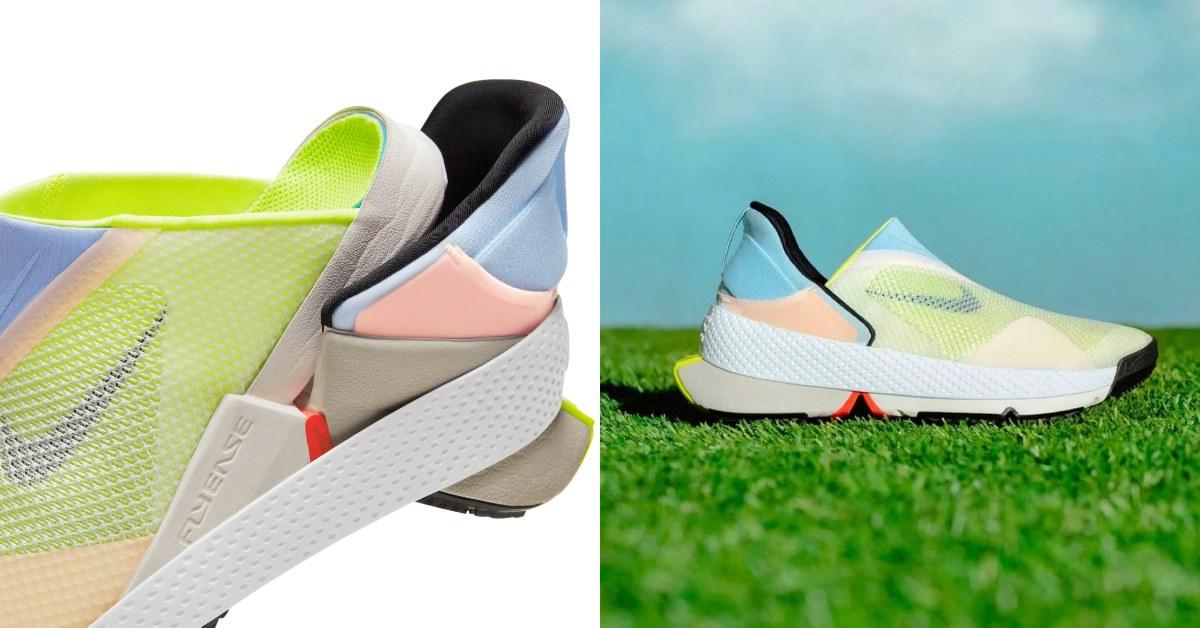 Nike球鞋推薦這款 「懶人鞋」!品牌總監靈感來自「台灣妻」,無須動手就能穿