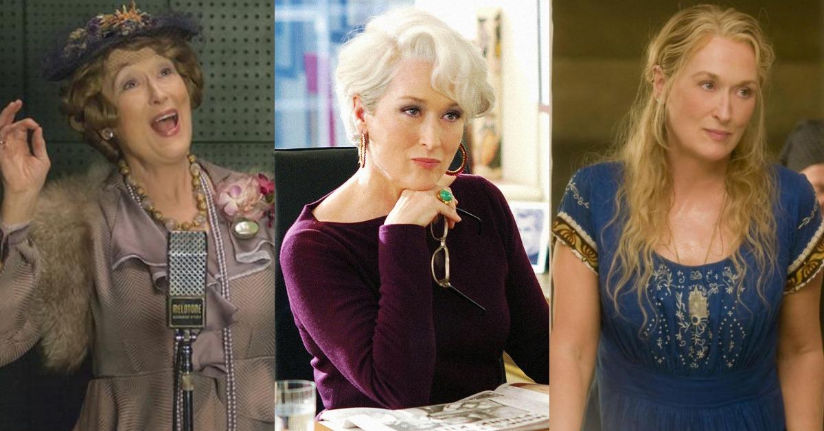 第21次搶小金人創紀錄!「梅姨」梅莉史翠普近期百看不厭的5個經典角色